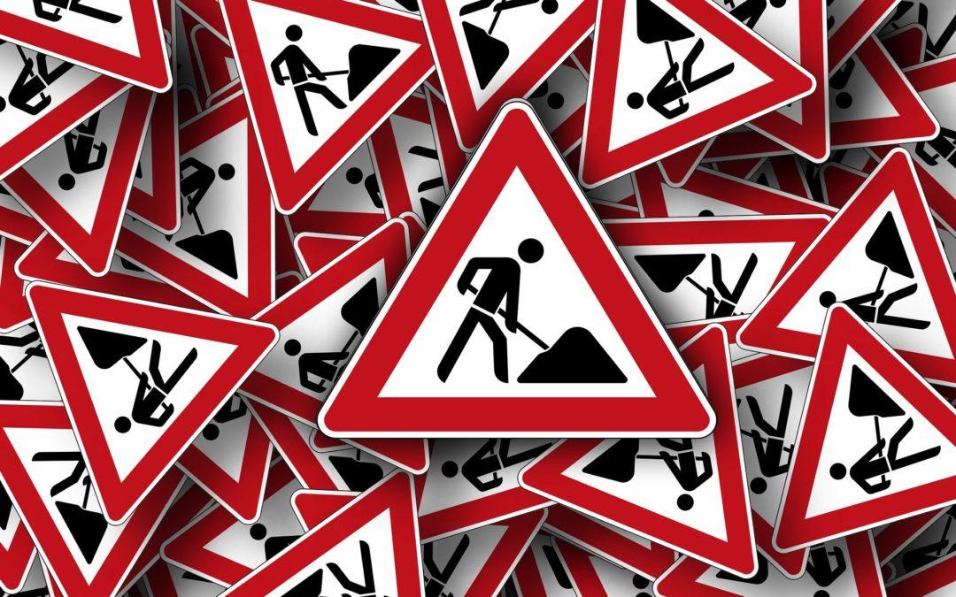 Utrudnienia w ruchu drogowym Borzestowo-Grodzisko